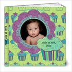 Baby E - 8x8 Photo Book (39 pages)