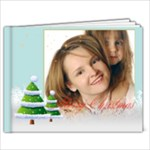 christmas book - 9x7 Photo Book (20 pages)