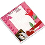 Why Love You So Small Memo Pad - Small Memo Pads
