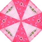 Girl Blessing Umbrella 1 - Folding Umbrella