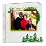 christmas gift - 8x8 Photo Book (20 pages)
