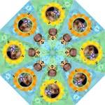 Grandma s Sweet Honey Bees 2 - Folding Umbrella