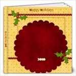 Christmas Jingle 12x12 Photo Book - 12x12 Photo Book (20 pages)