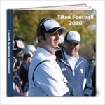 Little Coach J - 8x8 Photo Book (20 pages)