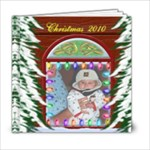 Chtistmas 2010 6x6 - 6x6 Photo Book (20 pages)