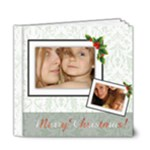 xmas book - 6x6 Deluxe Photo Book (20 pages)