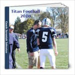 Big Coach J - 8x8 Photo Book (20 pages)