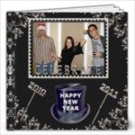 Happy New Year 12x12 Photo Book - 12x12 Photo Book (20 pages)