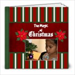 8x8-Magic of Christmas - 8x8 Photo Book (20 pages)