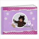 9x7- Snow Fun - 9x7 Photo Book (20 pages)