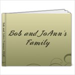MJ and DB book - 7x5 Photo Book (20 pages)