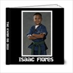 isaac - 6x6 Photo Book (20 pages)