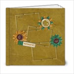 6x6 Memories/Family Album - 6x6 Photo Book (20 pages)