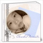 Cherished Moments 12 x 12 Photobook - 12x12 Photo Book (20 pages)