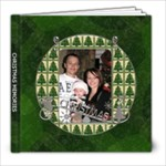 Christmas Memories 8x8 Photo Book - 8x8 Photo Book (20 pages)