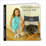 Evie s Barn Book - 6x6 Photo Book (20 pages)