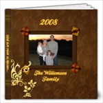 2008 - 12x12 Photo Book (40 pages)