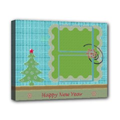 Happy New Year - streched canvas 10x8 - Canvas 10  x 8  (Stretched)