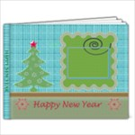 Happy New Year 7x5 book - 7x5 Photo Book (20 pages)