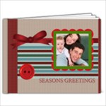 seasons greetigs book - 7x5 Photo Book (20 pages)