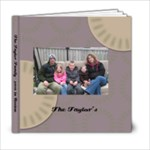 Christmas Gift 1 - 6x6 Photo Book (20 pages)
