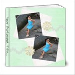 Fresh Green 6x6 Photobook - 6x6 Photo Book (20 pages)