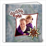 daddy dearest book 30 pages - 8x8 Photo Book (30 pages)