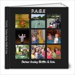 PAGE - 8x8 Photo Book (20 pages)