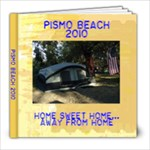 Pismo 2010 - 8x8 Photo Book (20 pages)