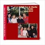 Sue-Florida - 6x6 Photo Book (20 pages)
