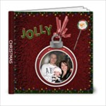 Jolly Christmas 6X6 Photo Book - 6x6 Photo Book (20 pages)