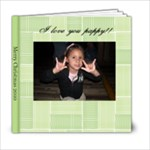 To:dad - 6x6 Photo Book (20 pages)
