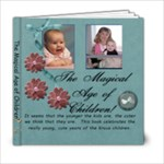 Magical Young Age - 6x6 Photo Book (20 pages)