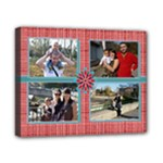 Family streched canvas 10x8 - Canvas 10  x 8  (Stretched)