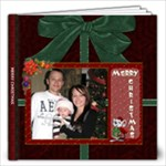 Merry Christmas 12x12 Photo Book - 12x12 Photo Book (20 pages)