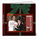 Merry Christmas 8x8 Photo Book - 8x8 Photo Book (20 pages)
