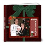 Merry Christmas 6x6 Photo Book - 6x6 Photo Book (20 pages)