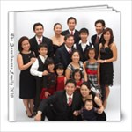 The Ananthasane Family 2010 - 2 - 8x8 Photo Book (20 pages)