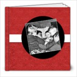 Valentines Book - 8x8 Photo Book (20 pages)