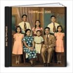 GOH Choon Lim - 8x8 Photo Book (20 pages)