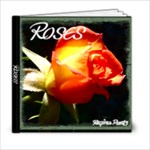 6x6 Photobook  Roses  - 6x6 Photo Book (20 pages)