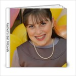 racheli s bat mitzvah 2 - 6x6 Photo Book (20 pages)