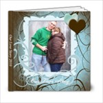 Our Love Story - 6x6 Photo Book (20 pages)