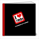 90s - 8x8 Photo Book (20 pages)
