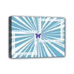 Butterfly 7x5 streched canvas - Mini Canvas 7  x 5  (Stretched)