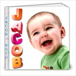 2010jacobbook - 8x8 Photo Book (20 pages)