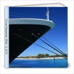 Cruise 2010 - 8x8 Photo Book (39 pages)