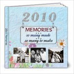 2010 Memories 8x8 Photo Book (30 pages)