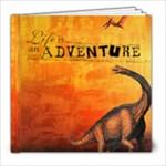 Jonathon Dino - 8x8 Photo Book (20 pages)