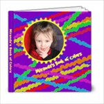 Miranda book of colors 6 - 6x6 Photo Book (20 pages)